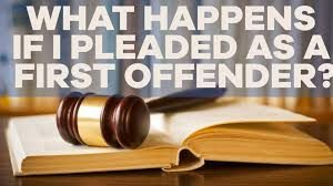 Arkansas First Offender Act - Plead Guilty but be Found Not